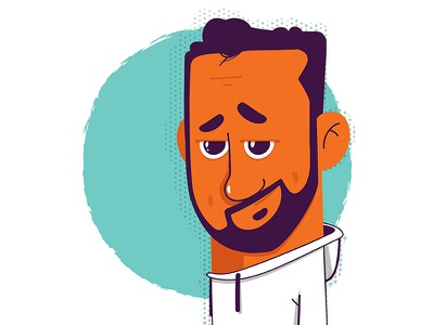 New Avatar style art drawing illustration avatar colors design character