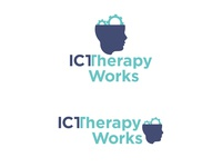 ICT Therapy Works Logo