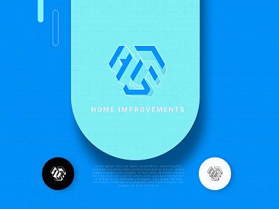 Logo Design Letter Mark 'HPS' | 3D Logo Design | Best Logos freebie logo design logomark logosai logotype logotipo logonew logos logoinspiration logodesign logo logodesigninword logodesigner