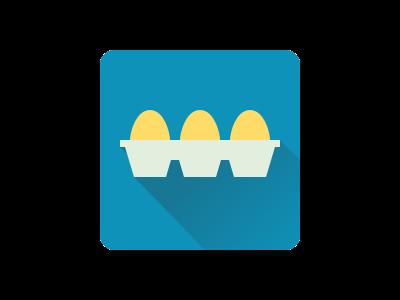 Egg Carton App Icon