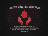 Praying In Sprit VOD