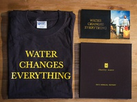 Package of Charity: Water Annual Report