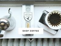 Irving Farm Coffee Roaster