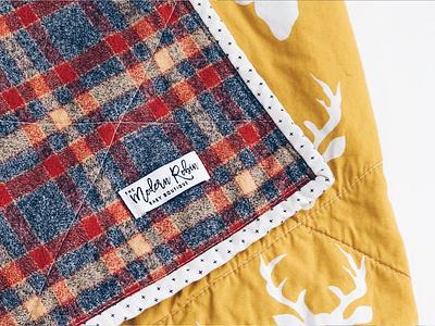 Branding for the Modern Robin boutique web logo design packaging branding