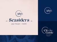 Seasiders Branding Identity for ocean lovers