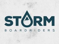 Storm Boardriders Logo