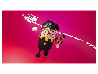 Potter.. blender3d