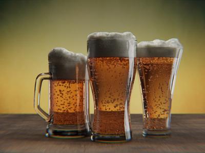Beer blendercycles
