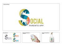 Social Parents App logo