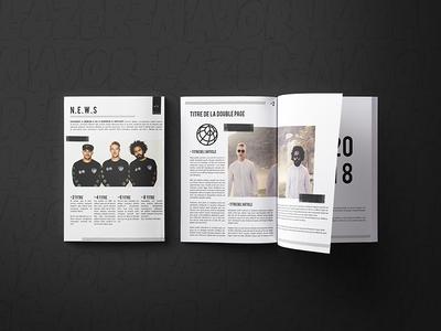 Major Lazer Magazine