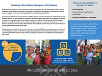 South Africa Partners - Early Education