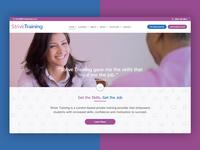 Strive Training Homepage
