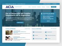 Acia Website