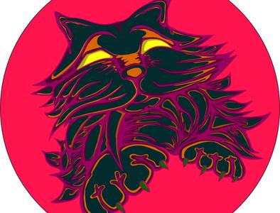 azul animal design illustrator illustration vectorart design couple cat vector
