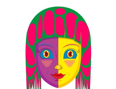couple branding logo couple illustrator illustration design logodesign vector