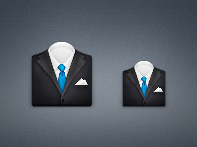 Suit icon bada os by eryk pastwa dribbble shot 1299871778 publicscrutiny Gallery