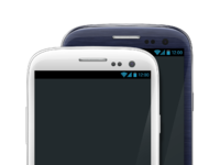 Galaxy s3 template v2