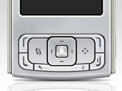 Noka N95 free PSD template mobile nokia symbian vector download free freebie goodie phone psd template