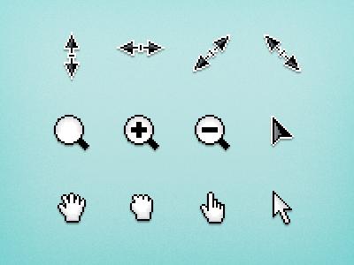 Uir cursors