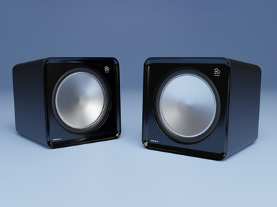 Speakers speaker 3d model speaker 3d model 3d shadow 3d art illustration blender 3d blender 3d models 3d ilustration 3d abstract