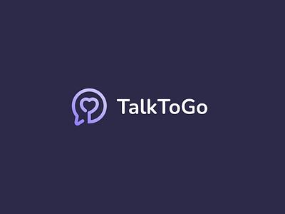 TalkToGo   Logo Animation logotype adobeaftereffects illustrator animated gif motion graphicdesign gif vector graphic logoanimation animation branding logo