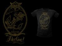 The Decline! • T-shirt Design
