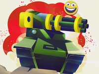 Icon for mobile game The Pen Boom