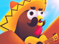 Icon for mobile game Kuritooo