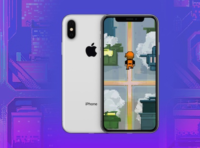 Pixel game - screen 2 location character screen ui mobile ios android game pixelart pixel