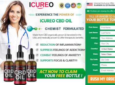 Icureo CBD Oil Official 2020 icureo cbd oil hemp oil cbd cbdoil