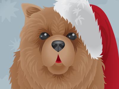 Santa Doggy