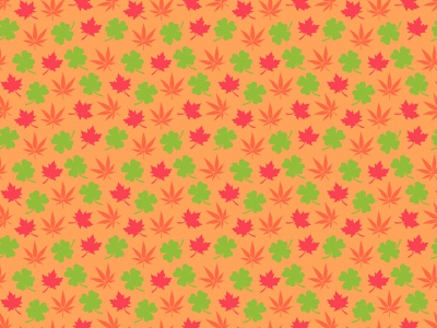 Seamless surface vector pattern design textile fabric wrapping paper repeat leaves marijuana graphics surface pattern autumn wallpaper vector tropical cover background seamless design leaf maple