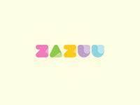 Zazuu logo design