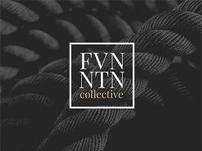 5/19 Collective collective logo identity branding