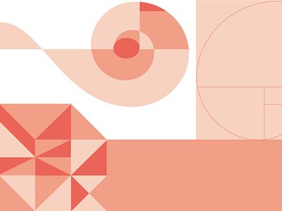 Musical Shapes illustration flatdesign design