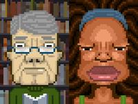 Pixel Faces 2