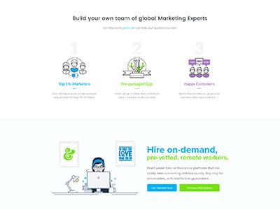 Geeks.com Website UI Design