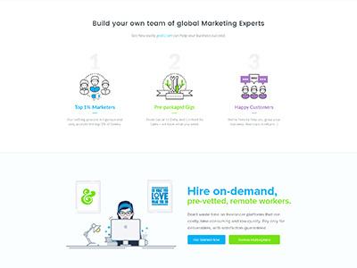 Geeks.com Website UI Design graphicdesign cleanwebsite corporate uxdesign website ui webdesign