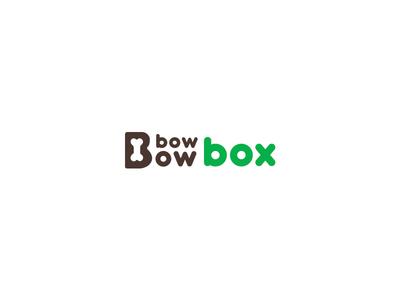 Bowbow Box Logo Design