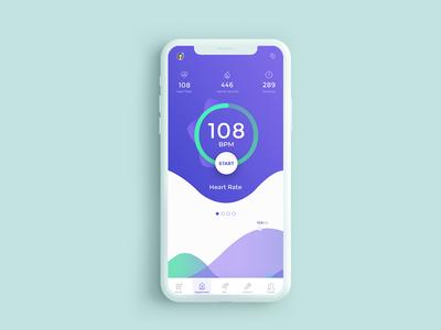 Fitness Activity Tracker App