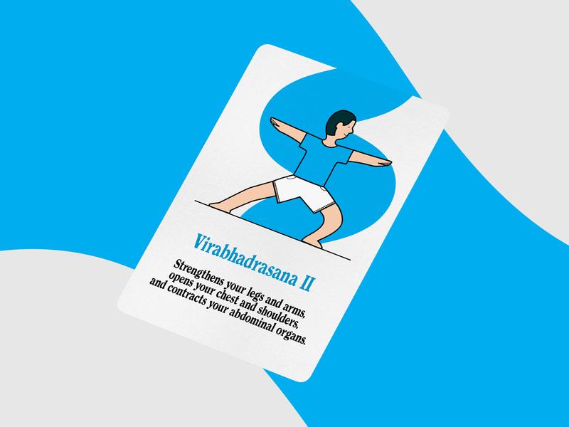 Illustrations for a Yoga Studio brand identity illustration visual identity identity branding identitydesign identity design character yoga pose illustrations yoga