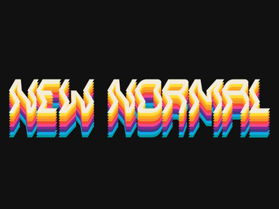 New Normal Free Font typeface design typefaces typeface font free