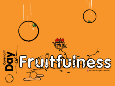 Covenant Day Of Fruitfulness