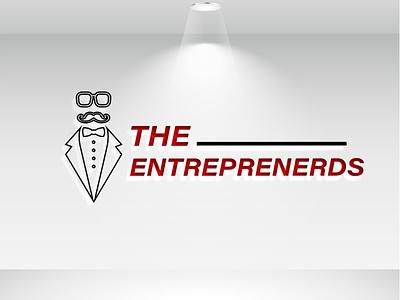 Business Logo illustration vector graphic design typography logo illustrator icon flat minimal design