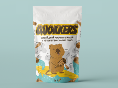 Package design quokka vibe branding art poster illustration drawing design illustraion package design package packaging