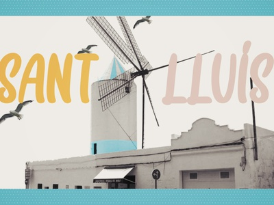 ST LLUIS Infancia after effects motiondesigners motiondesigner collage collageanimation 2danimation motiondesign motiongraphics aftereffects