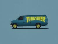 Thrasher Van