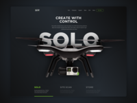3DR Drone - Product Hero