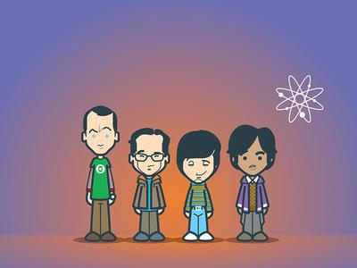 The Big Bang Theory band