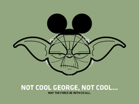 Not cool George, not cool...